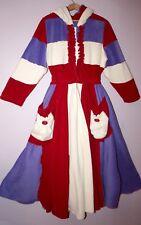 Patchwork boho dress COAT, coat L XL AN' Exclusive
