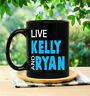 Live Kelly and Ryan Coffee Mug, Ceramic Mug, Funny Mug For Gift, Novelty Cup