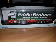 Oxford Diecast Mercedes ACTROS Curtainside Eddie Stobart N Calibro / 1 148 -