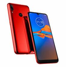 Motorola Moto E6 Plus - 32GB - Bright Cherry Red (Unlocked) (Single SIM) *NEW*