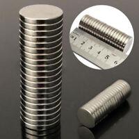 10pcs Super Neodymium Round Rare Earth Disc N50 Strong Magnets 20mm x 3mm