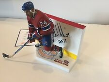 McFarlane Chris Chelios Montreal Canadiens Autographed Signed COA