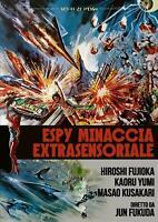 Espy Minaccia Extrasensoriale (Regione 2 PAL) - Jun Fukuda