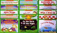 15 LEVEL D BRAND NEW GUIDED READING BOOKS PRESCHOOL EARLY READERS