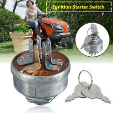 Ignition Starter Switch W/ Key For MTD 725-0267 925-0267 Tractor Mower Husqvarna