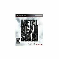 Metal Gear Solid: The Legacy Collection 1987-2012 (PS3, 2013)