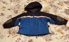 London Fog Infant Boys Blue Fleece Lined Jacket Size 18M