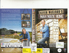 Kevin McCloud's Man Made Home-2012-TV Series UK-[4 Episodes 1 to 4]-DVD