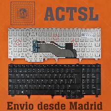 TECLADO ESPAÑOL para DELL LATITUDE E6540