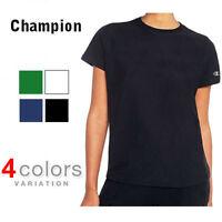 *NEW* Women Ladies Cotton Champion Crew Neck Tee T-shirt Size 8 10 12 14 16