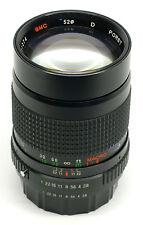 GMC H PORST 2,8/135mm TELE X-M FX obiettivo fujica porta