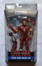 2015 Marvel Legends Iron Man Mark 46 Civil War Action Figure