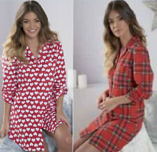 Checked Everyday Regular Size Sleepwear for Women