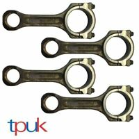 SET OF 4 FORD TRANSIT 2.4 TDCi CONNECTING CON ROD 2006 ON JXFA H9FA JXFA PHFC