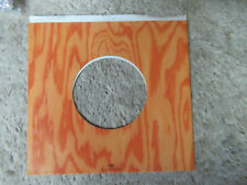 sleeve only CAPITOL WOOD PANEL    45 record company sleeve only    45