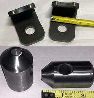 """1/"""" Lip HD Long Teeth /& Pins Weld-on Shanks Details about  /6 Excavator Bucket Combo 550X156"""