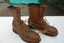 vtg 1960's?~ Red Wing  moc toe?  Boots sz. 7.5 C style 29046?