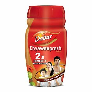 Dabur Chyawanprash 2x Immunity Clinically Tested 1kg