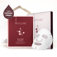 [MAXCLINIC] Face Spa Collagen Firming Mask 20ml x 4 Sheet