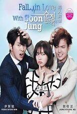 Korean Drama DVD: Fall In Love With Soon Jung (2015)_Good Eng Sub_R0_FREE SHIP'