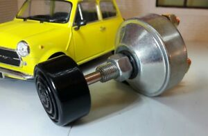Austin Mini Mk1 Starter Button & Switch Solenoid 5L24 Lucas Type 764505 LU764505