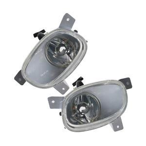 #8620224 8620225 For Volvo S80 99-06 Front Fog Light Lamp No Bulb Set
