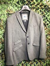 Mens Wool Jacket Blazer Flintoff By Jacamo Size XL 48/50 Coat Fully Lined