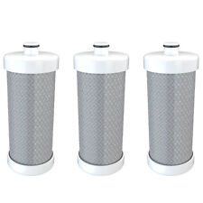 Refresh Replacement Water Filter - Fits Frigidaire RG-100 Refrigerators (3 Pack)