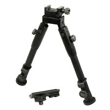 "9"" CCOP Badger Tactical Hunting Rifle Picatinny Swivel Stud Mount Bipod 59S"