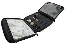Black Tactical Map Case Board Enhanced Scout Document Notebook Holder Cover 2864
