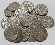 MAROC ONE COIN OF 1/4 RIAL ABDLAZIZ 1321H 2.5 Dirhams BERLIN GERMANY UNCLEANED