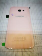 Original battery cover pink Samsung SM-A520F Galaxy A5(2017) (GH82-13638D) NEW