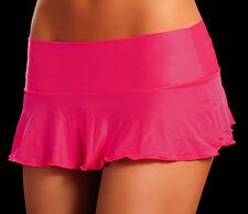 Micro Mini exotic skirt small Pink