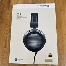 beyerdynamic 719005 T5p Second Generation Audiophile Headphone - Black