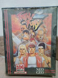 Fatal Fury 2 (NEO GEO AES, 1994) - English Version