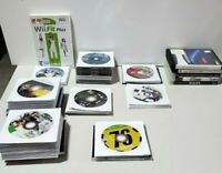 Lot of 112 Game Discs for Wii PS1 PS2 PS3 Xbox/Xbox 360/Xbox One - Needing Repr