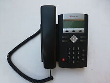 Polycom SoundPoint IP 331 SIP phone  12 months w/ty. Tax invoice