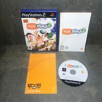 EyeToy: Play 2 (PS2), PlayStation2, Playstation 2 FAST FREE POST
