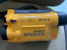 SONY SPK-TR Sports Video 8 Handycam Camcorder Underwater Shell Case Waterproof