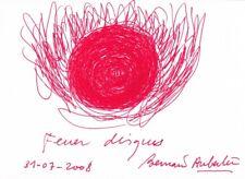 BERNARD AUBERTIN --- original signiert - A6#11