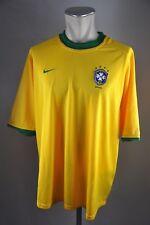 Brasilien Trikot 2000-02 Nike Gr. XL WM Jersey Home Brazil World Cup