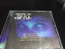 Porcupine Tree - Fear Of A Blank Planet (Gold Letter Promo) (VERY RARE)