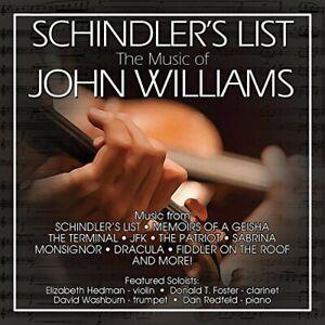 Dan Redfeld and Elizabeth Hedman - Schindlers List: The Film Music Of [CD]