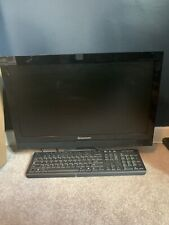 lenovo all in one desktop computer 24in, 1Tb, 4Gb Ram, Comes with Keyboard Free
