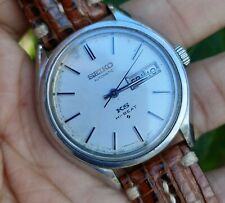 VINTAGE KING SEIKO AUTOMATIC MOVEMENT 5626 WATCH WITH GOLD LOGO
