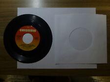 Old 45 RPM Record - Columbia 18-02717 - Barbra Streisand - Evergreen / Memory