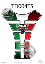 DUCATI SPINE Tank Pad ITALIAN FLAG (TD004TS)