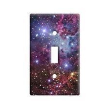 Fox Fur Nebula - Galaxy Stars Space Universe - Wall Light Switch Plate Cover