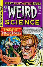 Weird Science # 1 (Story muestreador, EC fotográficamente) (Estados Unidos, 1992)