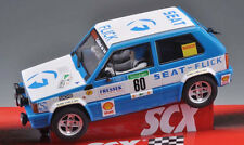 SCX 1/32 Seat Panda Ponce Electric Racing Slot Car A10077X300 SCXW3077